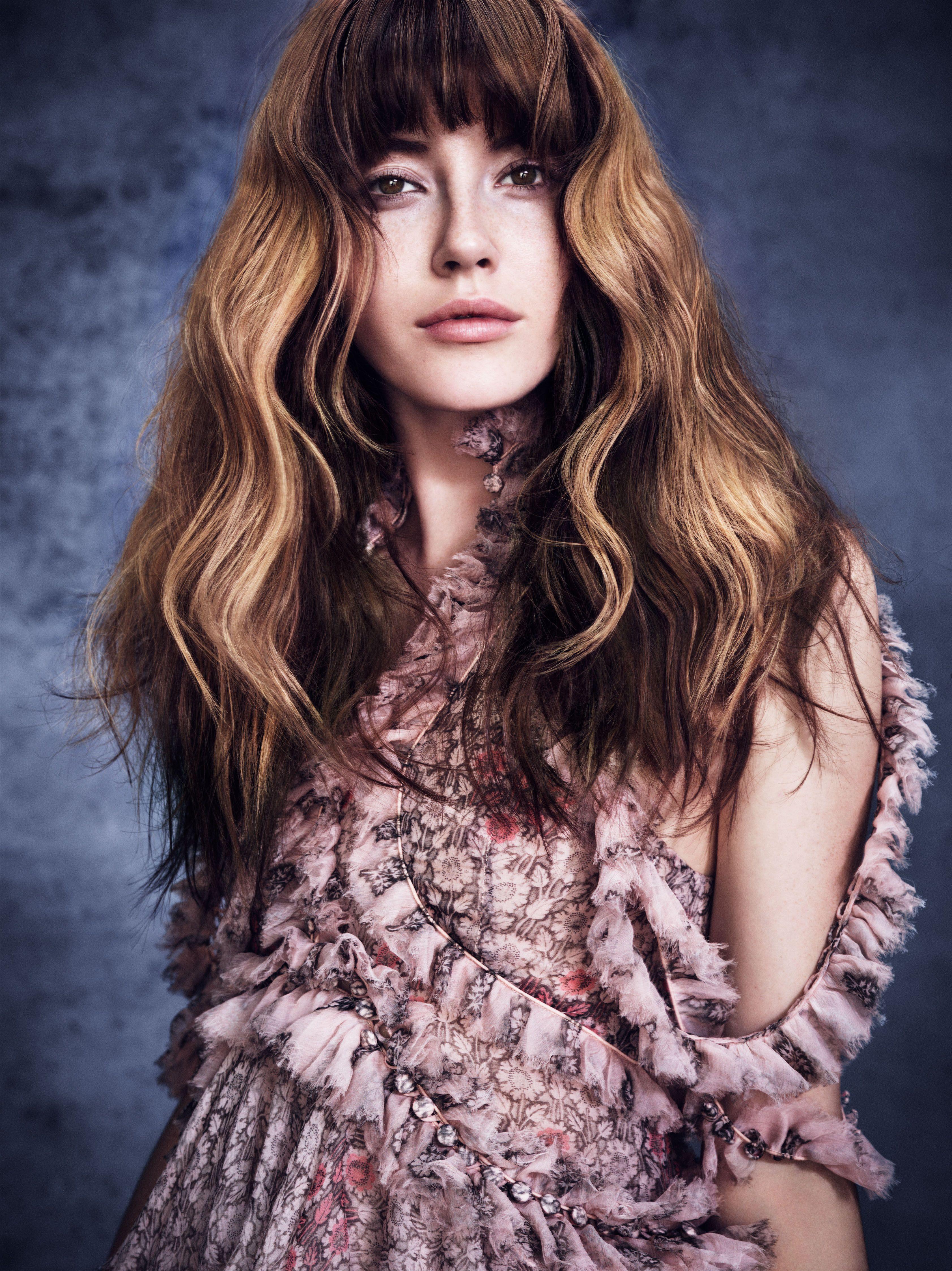 Aveda autumn/winter 2016 Foklor Collection Best hair