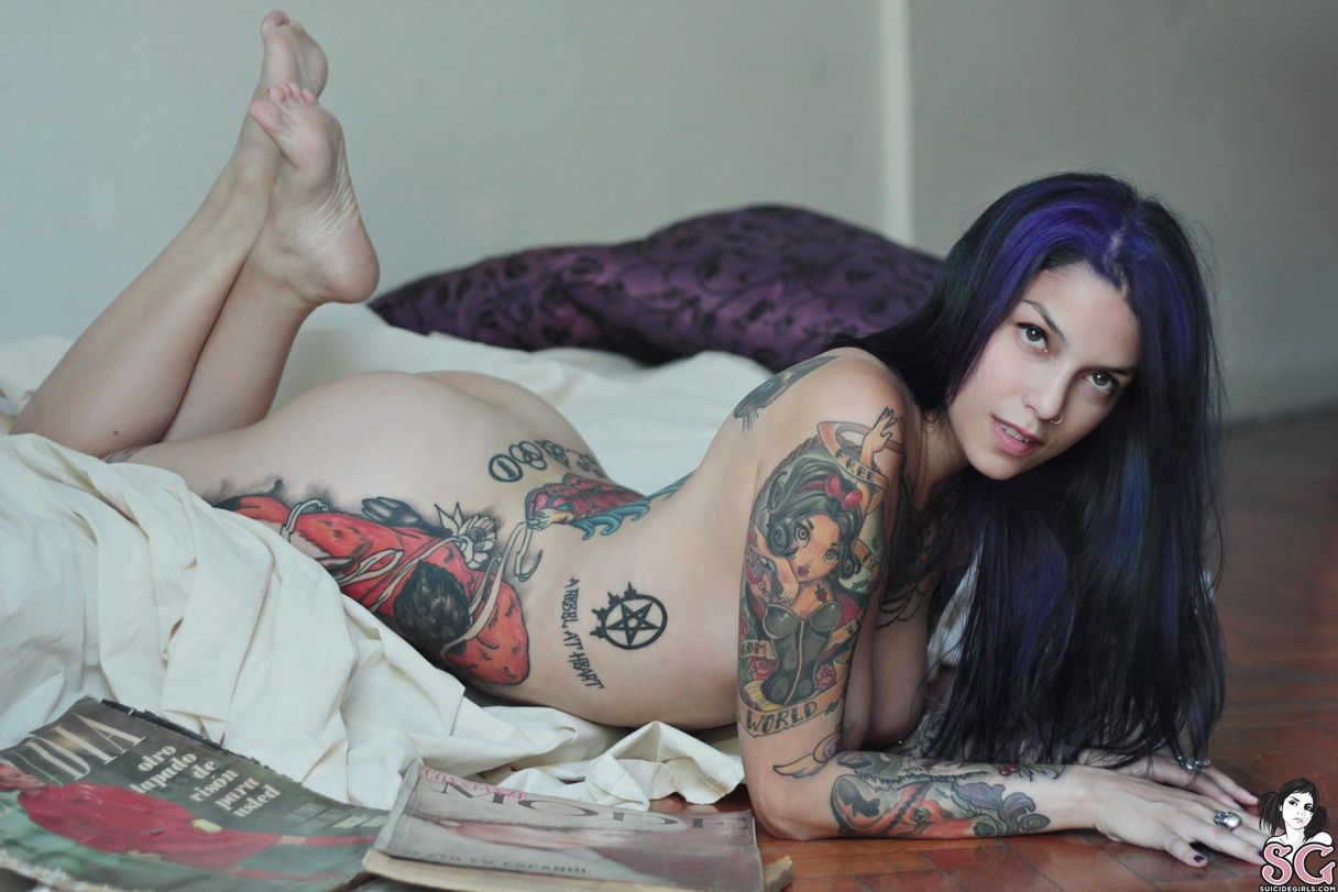 suicide girls list