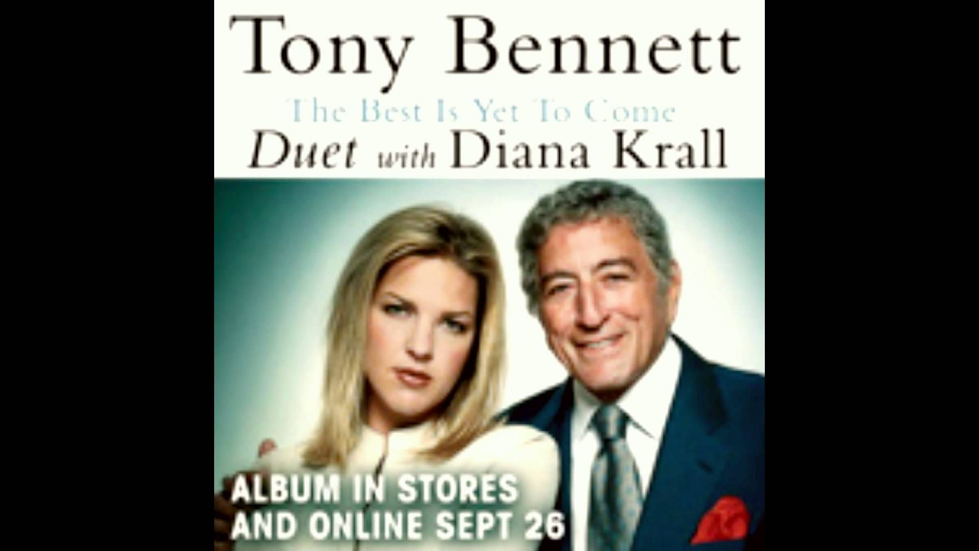 Tony Benett Diana Krall