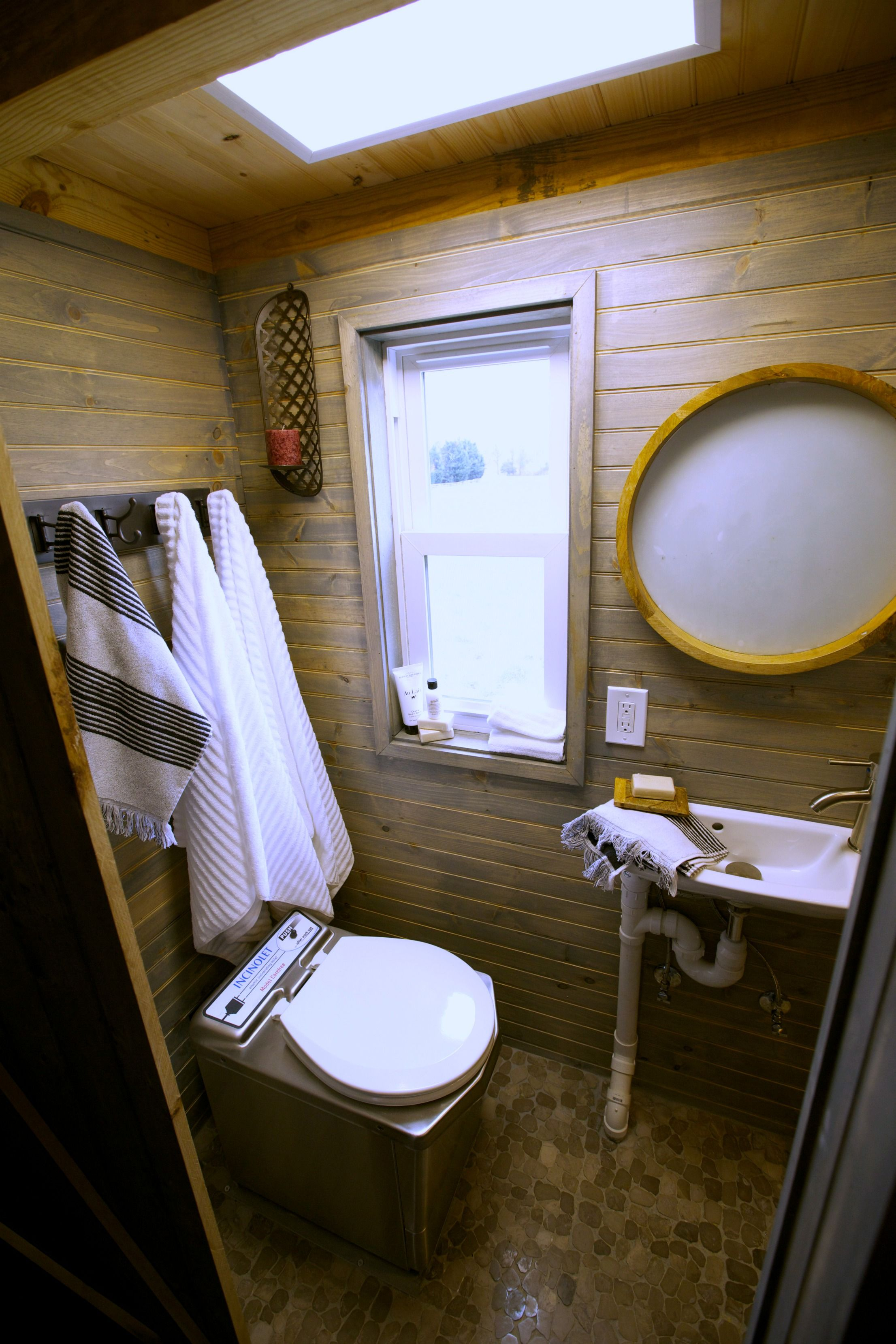 Pin by Tiny House Building Company on Tiny House Bathrooms ...