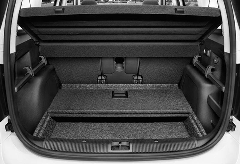 299 Skoda Yeti Roomster Camper Van Conversion Module Folding