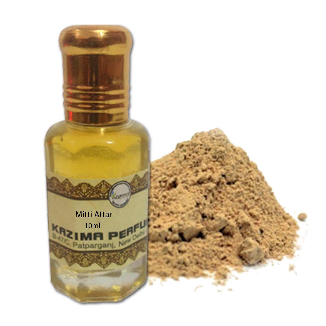 Mitti Attar Perfume (10 ML) – Pure Natural Undiluted (Non
