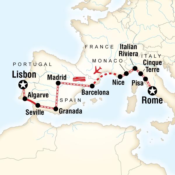 ff711bba64d530511cfa21a66fb66b27 - How To Get From Rome To Barcelona By Train