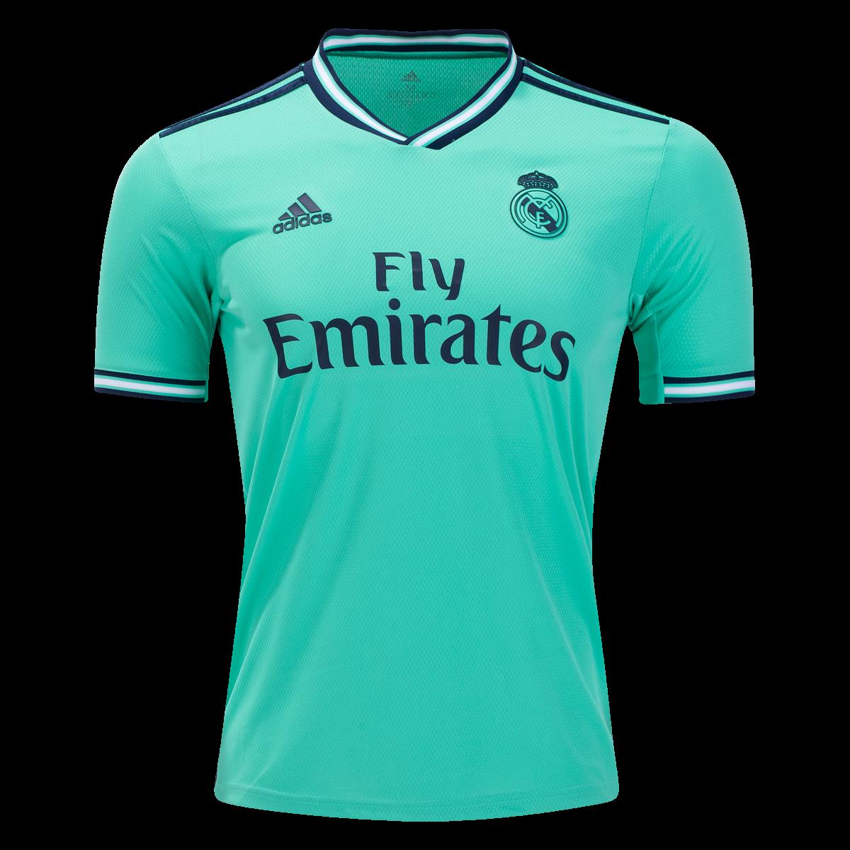 adidas Real Madrid Third Jersey 19/20   SOCCER.COM   World cup ...