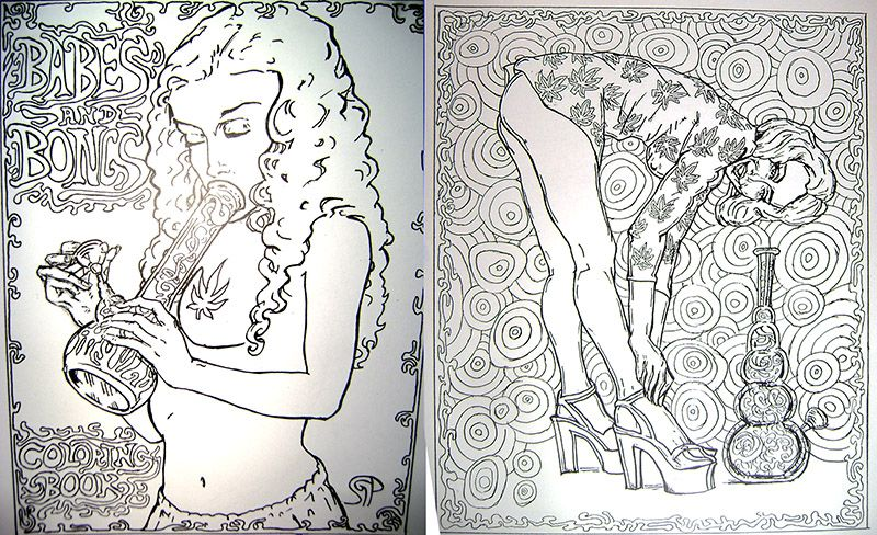 Beautiful Cool Coloring Book