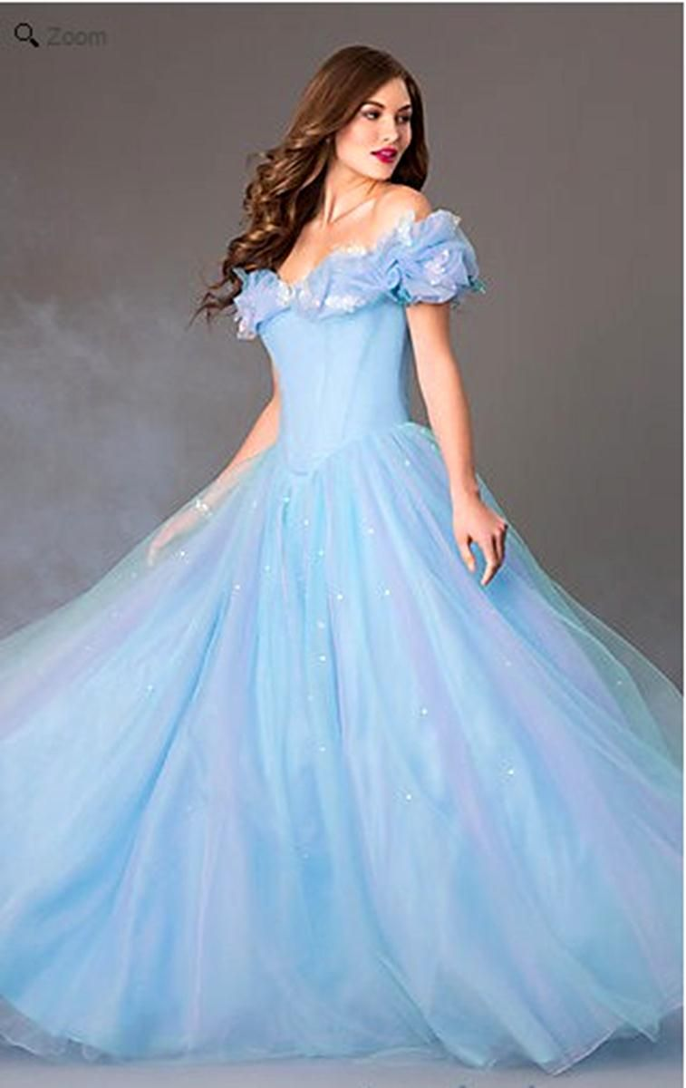 cinderella style wedding dress Disney Forever Enchanted Cinderella Prom Dresses Get the best information about wedding dresses that you