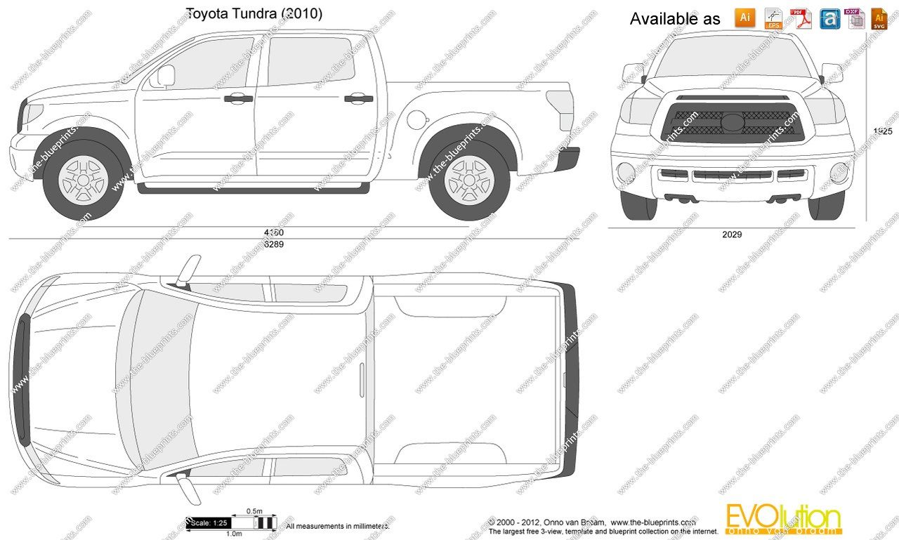 Toyota Tundra Image By Casbreanna On 3d Modeling And