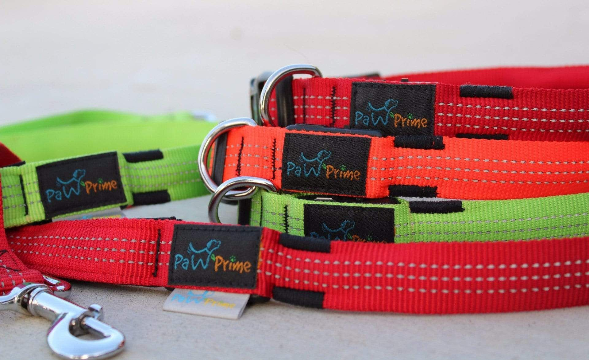 Pets Prime Rechargeable LED Collar V2 Led dog collar