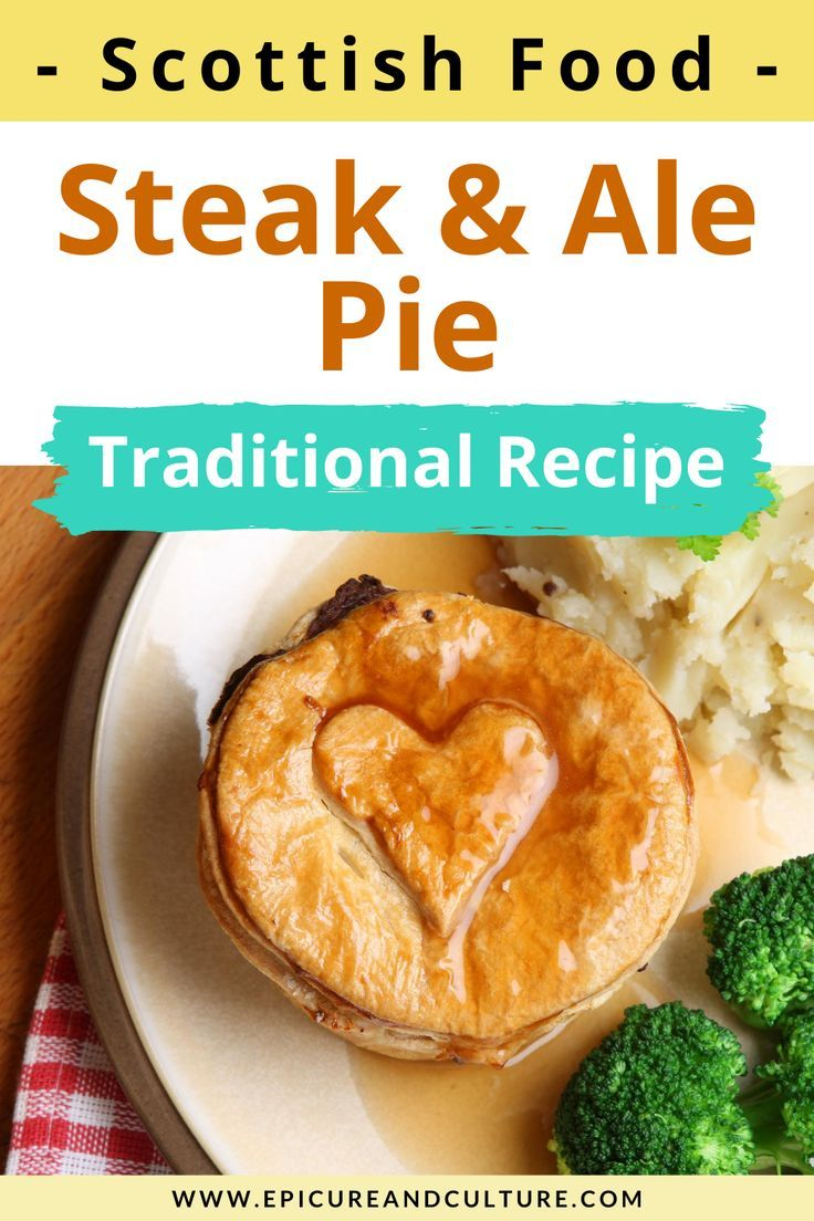 Steak and Ale Pie l How to Savor Scotland's Classic Dish ...