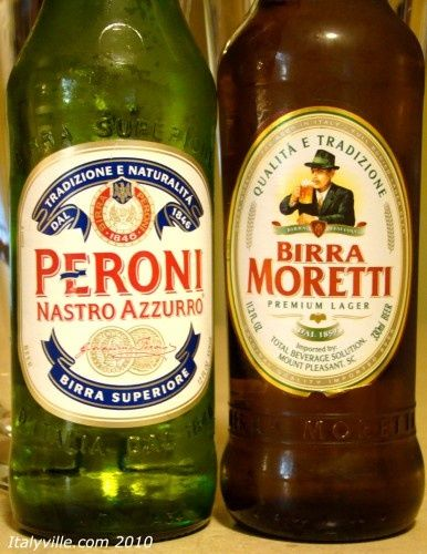 Peroni and Moretti - Italy   CERVEJAS DO MUNDO (World Beers)   Pinterest