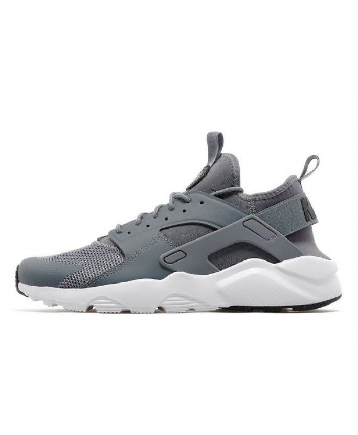 factory authentic 6b40e d0714 Nike Air Huarache Ultra Breathe Wolf Grey White Trainer Shoes is definitely  your favorite style, very comfortable, looks very nice to see.