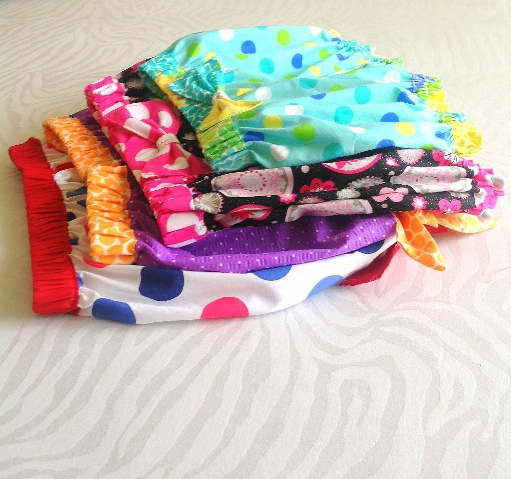 Bubble Shorts Sewing Pattern - via @Craftsy