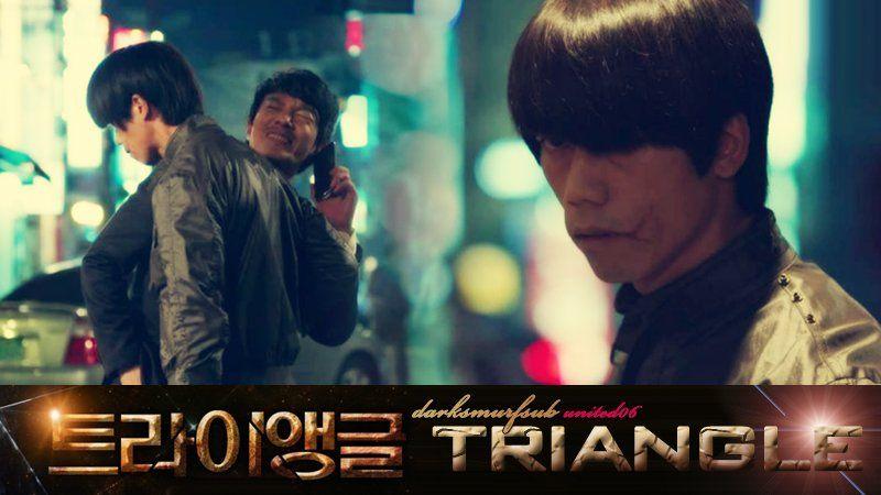 트라이앵글 / Triangle [episode 14] #episodebanners #darksmurfsubs #kdrama #korean #drama #DSSgfxteam UNITED06