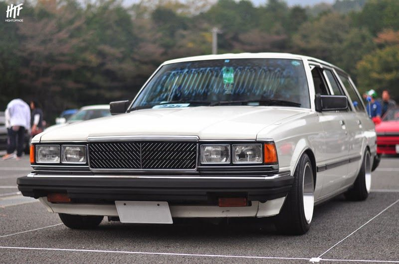 Gx61 Mark Ii Wagon Cool Car Pictures Jdm Cars Car Pictures