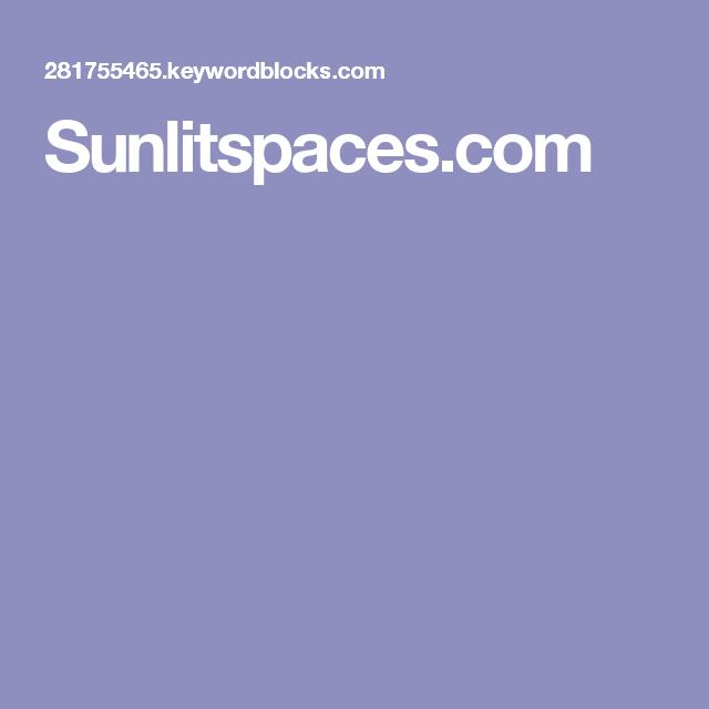 Sunlitspaces.com