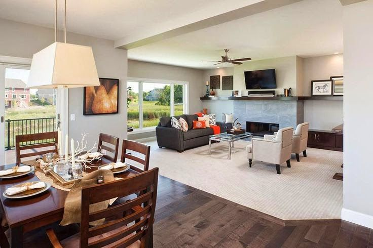 Many Indianapolis Homes Have Large Rooms And Open Floor Plans That