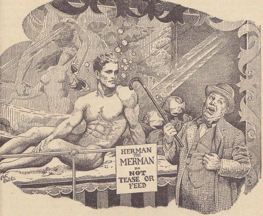 Herman the Merman