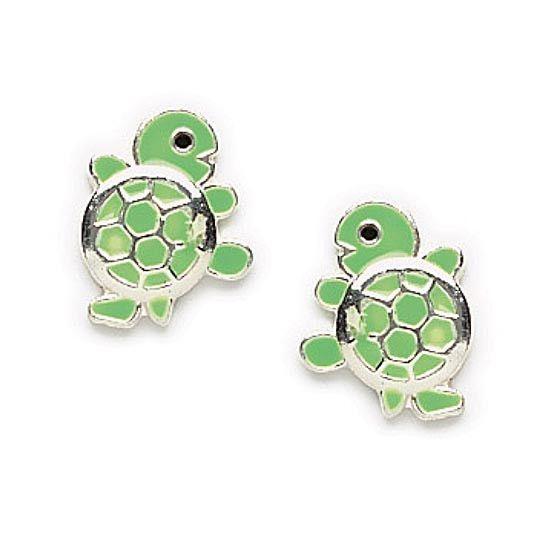 girls earrings birthday gifts girls birthday gifts Turtle Stud Earrings stud earrings turtle earrings
