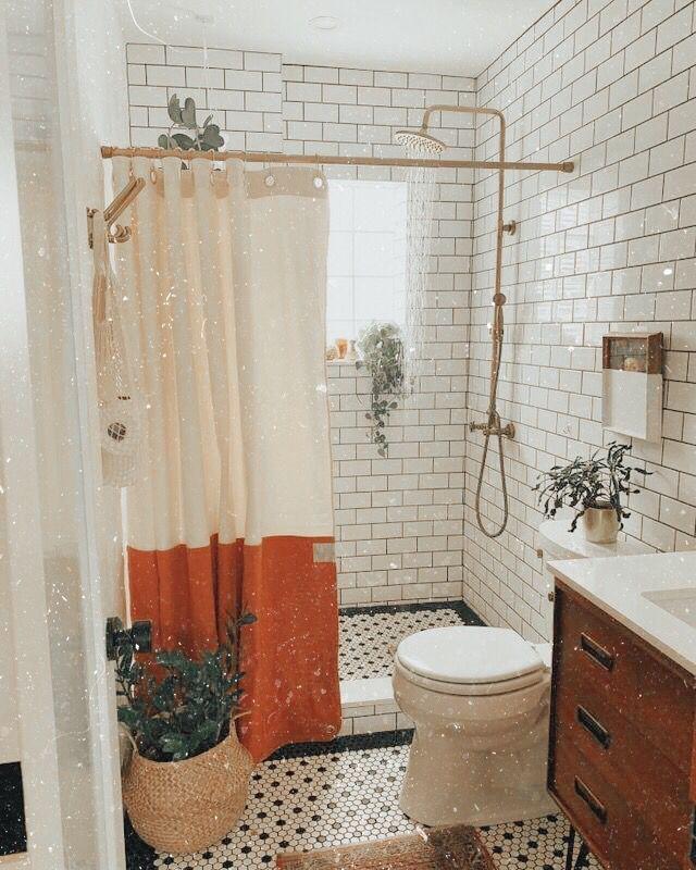 House Interior Bathroom Apartment Decor