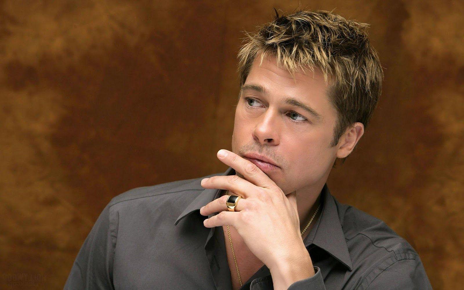 Brad Pitt Wallpapers Best Hd Desktop Wallpaper Brad Pitt Brad Pitt Haircut Handsome Celebrities