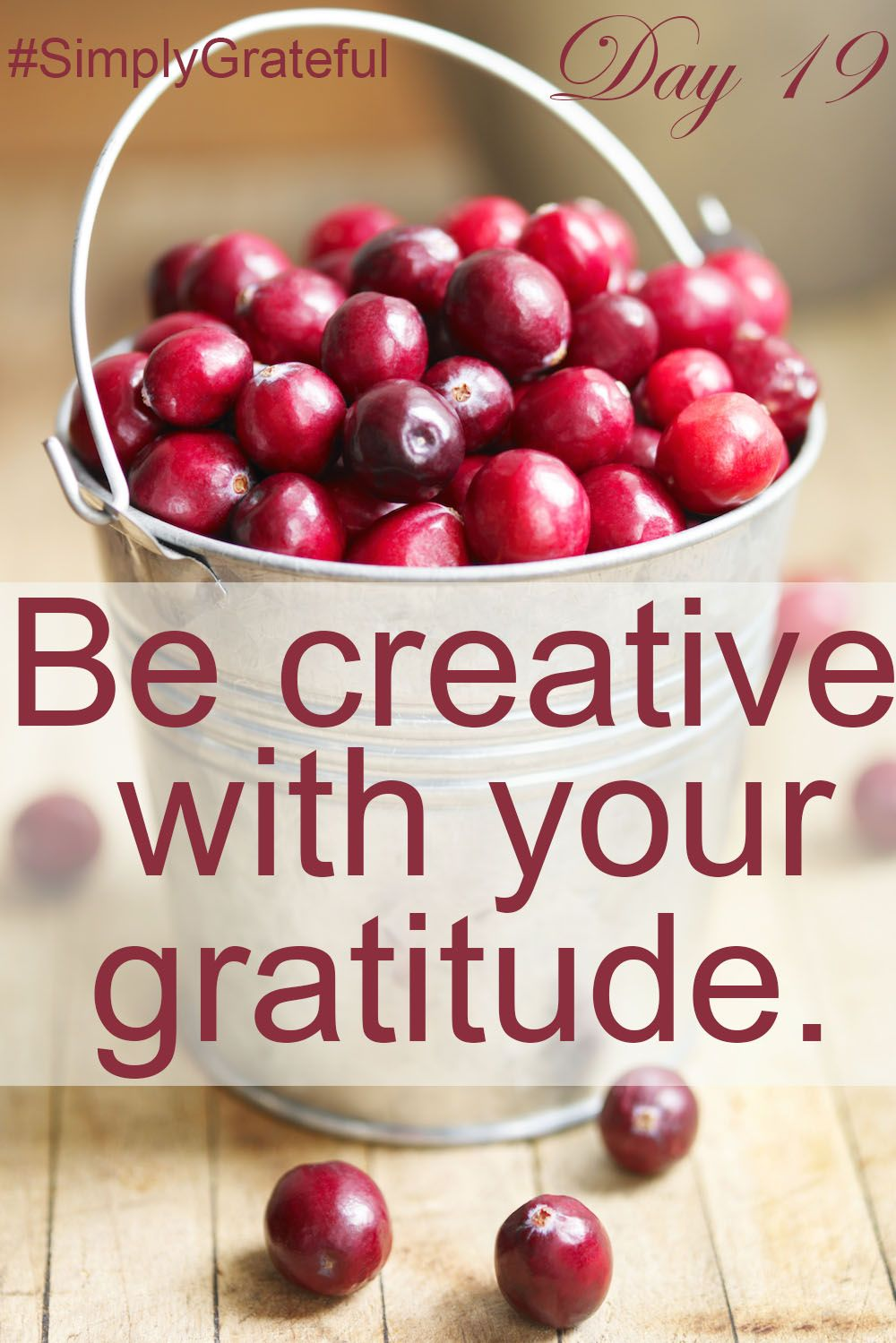 Take Our Gratitude Challenge Gratitude, Attitude of