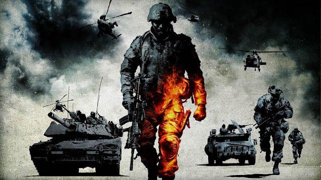 Battle Field 2 Battlefield Bad Company Battlefield Games Army Wallpaper