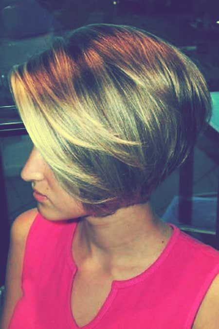 Pleasing 1000 Images About Stacked Bob Haircuts On Pinterest Stacked Bob Hairstyle Inspiration Daily Dogsangcom
