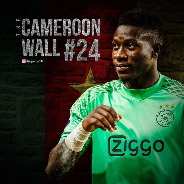 Welk Cijfer Geven Jullie Onze Held In Het Doel 1 Andreonana Ajax Amsterdam Arena Fifa Football Afc Ajax Sports