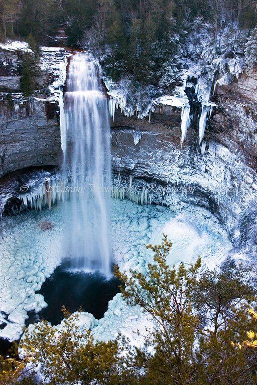 Fall Creek Falls, TN.  How beautiful!