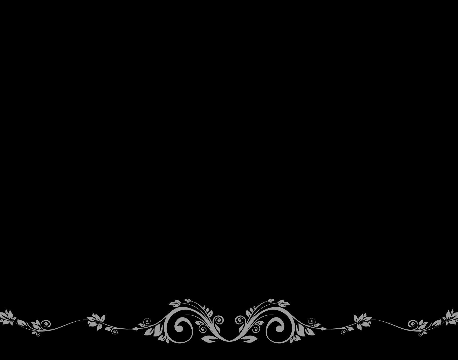 Elegant Black Border Backgrounds Dark Black Wallpaper Borders And Frames Worship Backgrounds