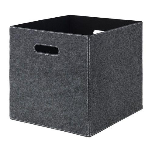 blÄddra box, gray   garderoben, Hause deko