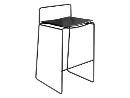 zebra bar stool from aero designs melbourne 190 kitchen