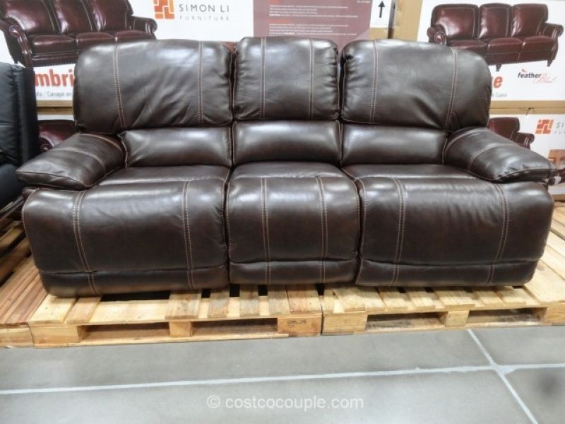 costco recliner sofa costco leather reclining sofa 2017 sofa