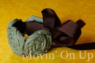DIY Rosette Bracelet from my blog!