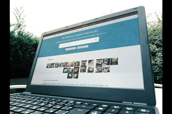 Professional premade scenes, great for your web design showcase