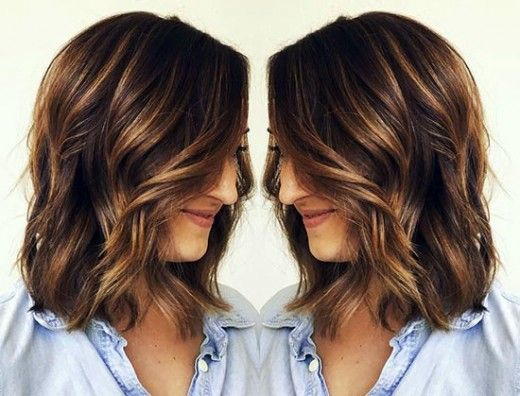 25 Hairstyles To Slim Down Round Faces
