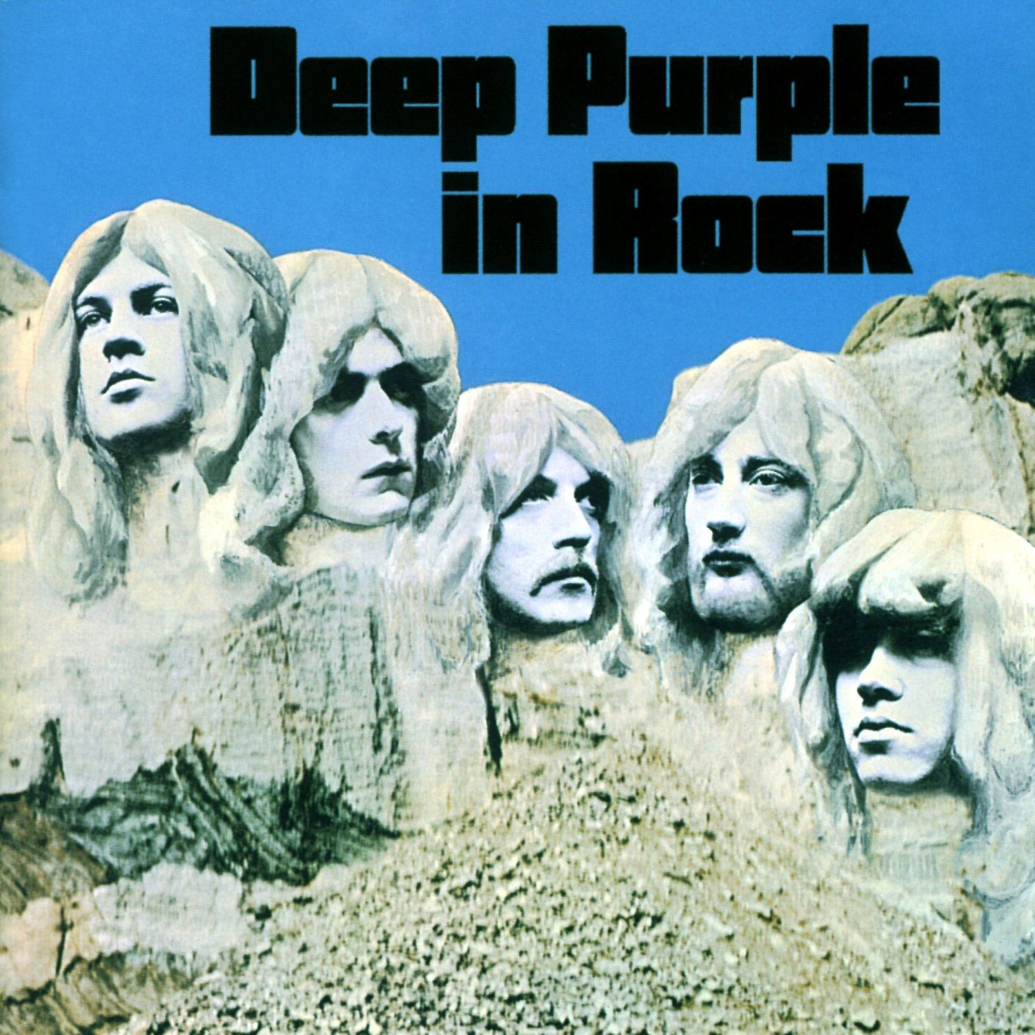 Deep Purple in Rock (1970) is the fourth studio album by