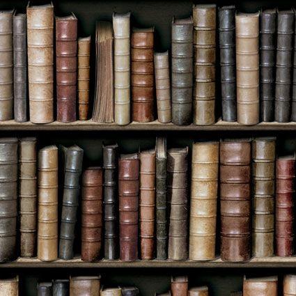 byblio papier peint bibliotheque