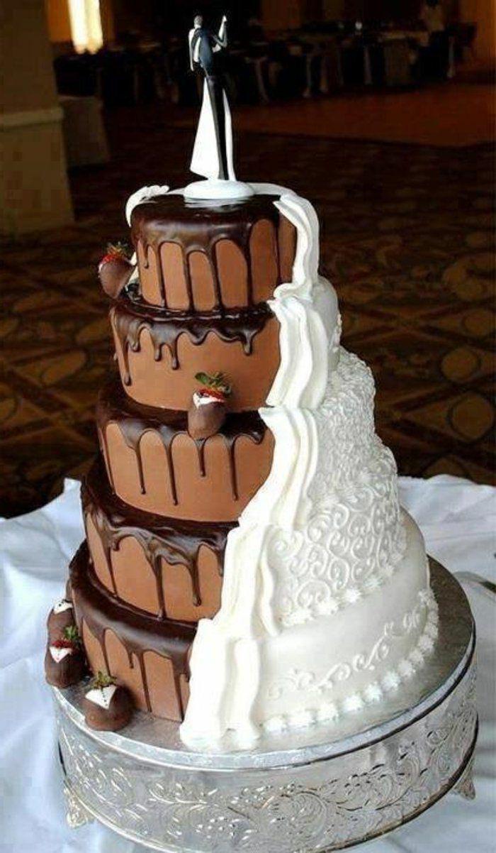 ment choisir le gâteau de mariage Voici nos idées