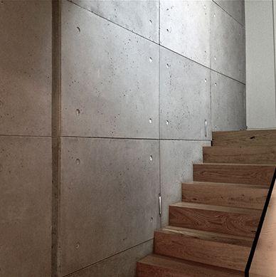 Ciot Habitat Ivanka Concrete Panels Ivanka Concrete Panels Concrete Interiors Concrete Wall Panels Concrete Panel