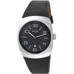 Reloj de pulsera para hombre Joop, correa de cuero de acero inoxidable, Joop gris antracita.