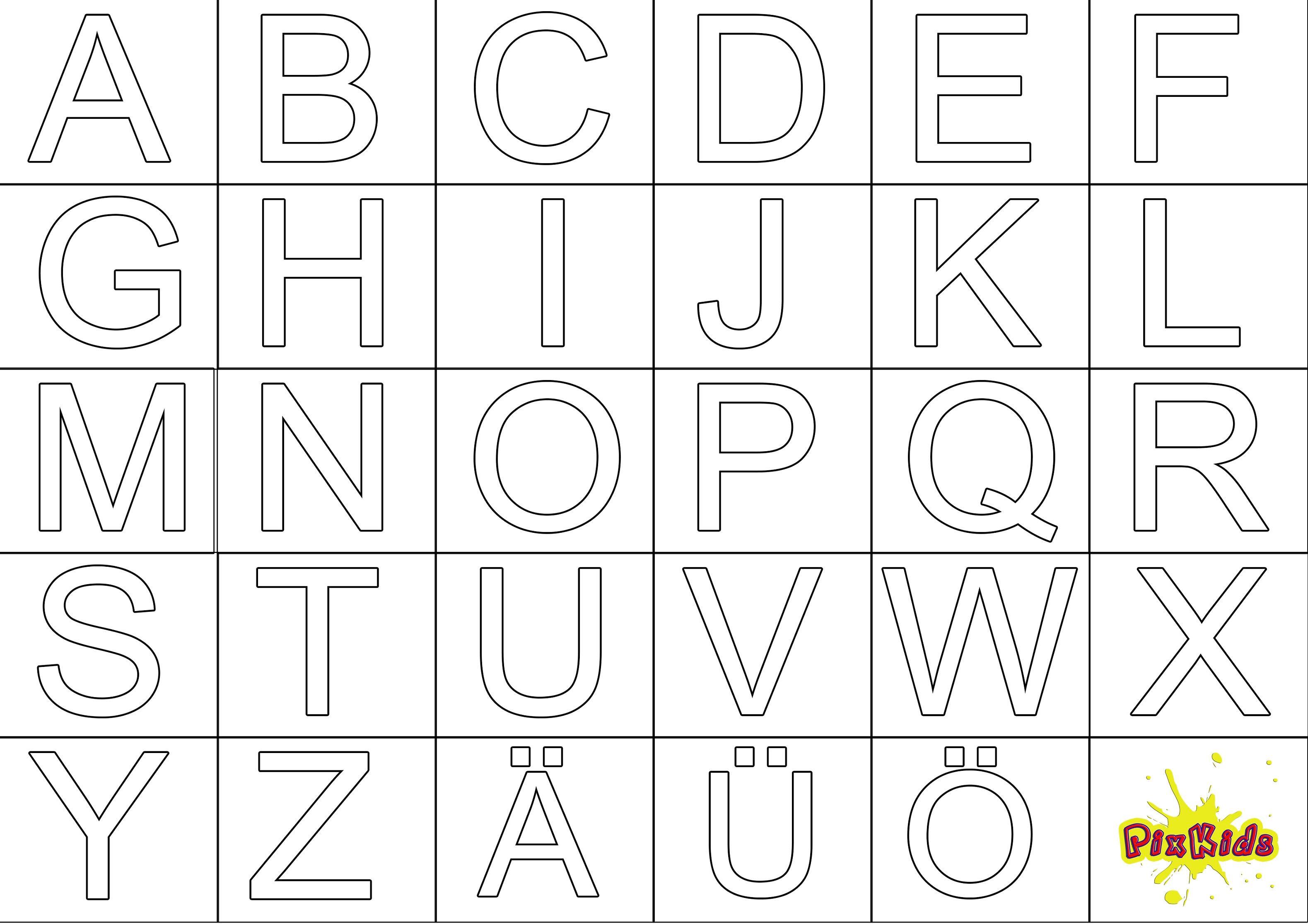 Ausmalbilder Alphabet Ausdrucken Http Www Ausmalbilder Co Ausmalbilder A Alphabet Malvorlagen Buchstaben Vorlagen Zum Ausdrucken Ausmalbilder Zum Ausdrucken