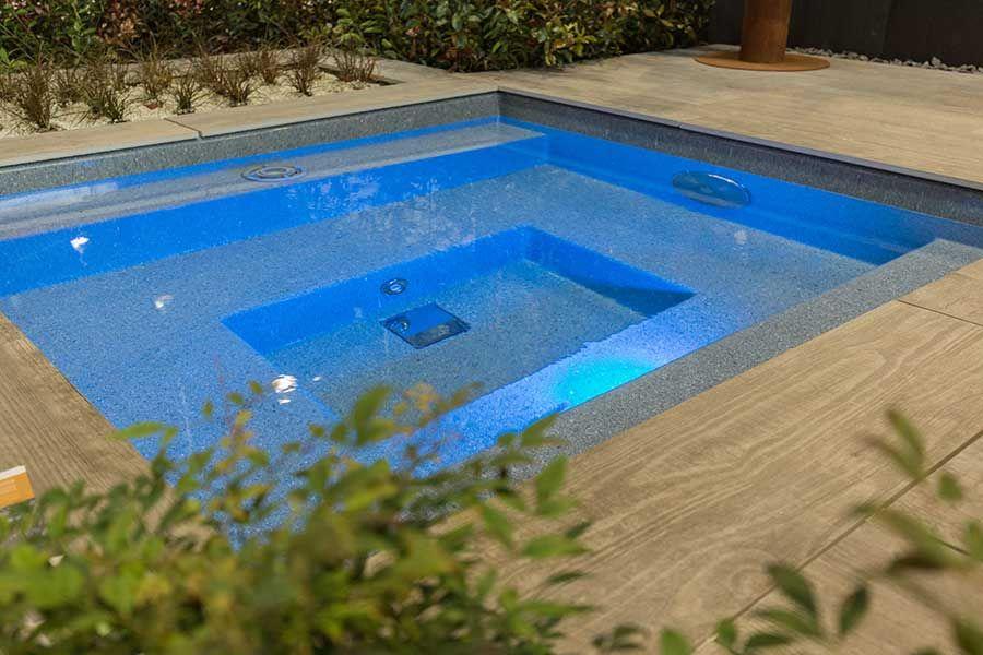 Kleiner Pool Im Garten - Pool Für Kleine Grundstücke | Sports