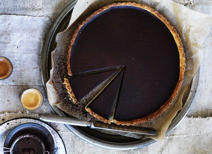 Beef Tagine Recipe, Chocolate Tart Recipe | Neil Perry
