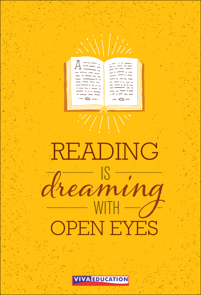 Viva Books Quotes Reading Is Dreaming With Open Eyes Vivaeducation Education Study Quote Education Reading Books Quotes Book Quotes Quotes For Students