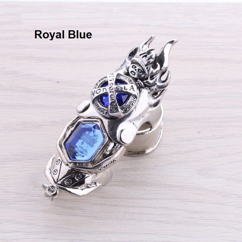 These Exquisite Vongola Chain Rings Are Inspired From The Anime