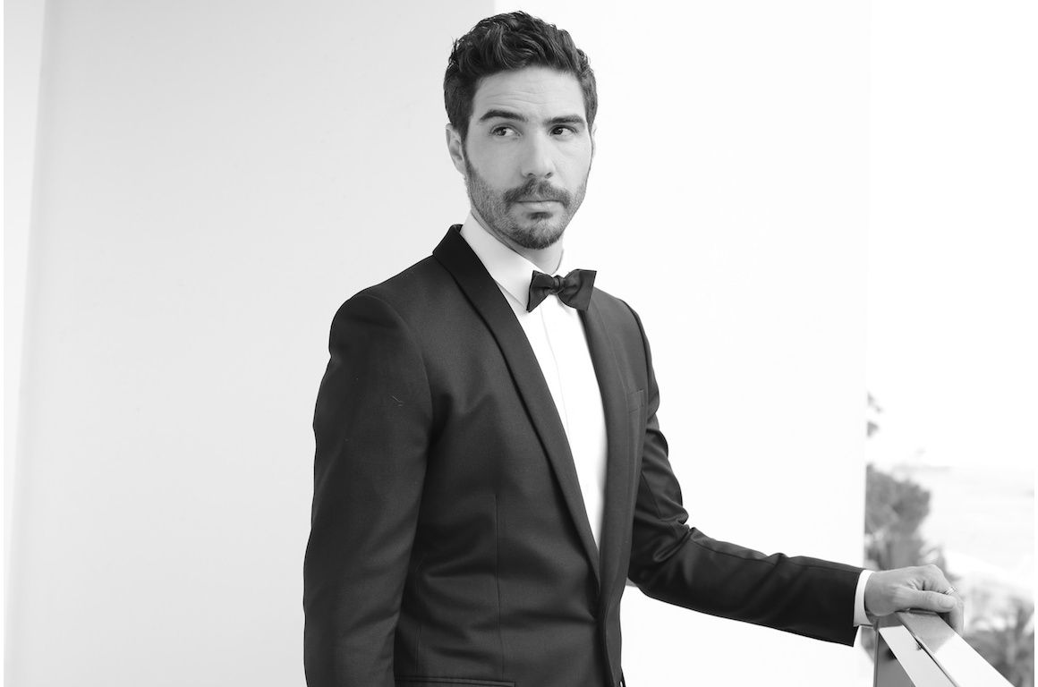 Tahar Rahim à Cannes