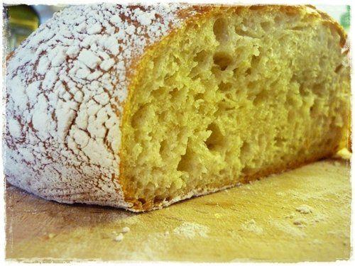 vaivaamaton leipä / I love food