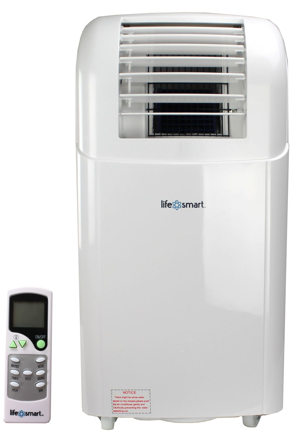 Lifesmart Lifesmart 12 000 Btu Portable Air Conditioner Ls Ypf 12c Lifesmart Hvac