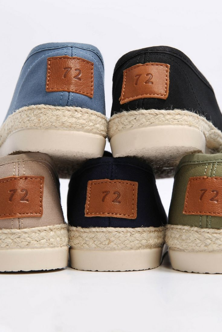 545943e55 Step into summer with these SOLE espadrilles ✓